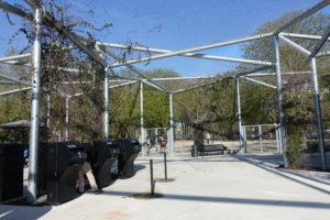 entrée zoo de Vincennes