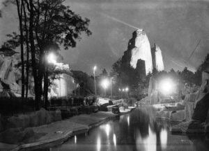 grand rocher zoo de Vincennes