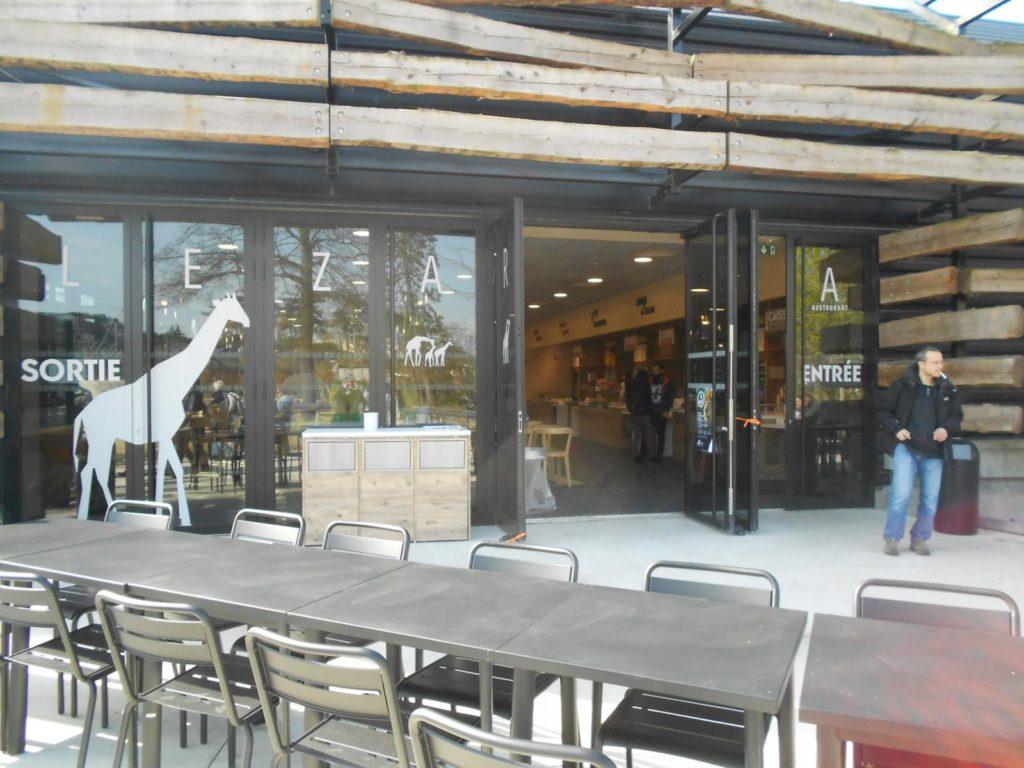 restaurant Zarafa Vincennes
