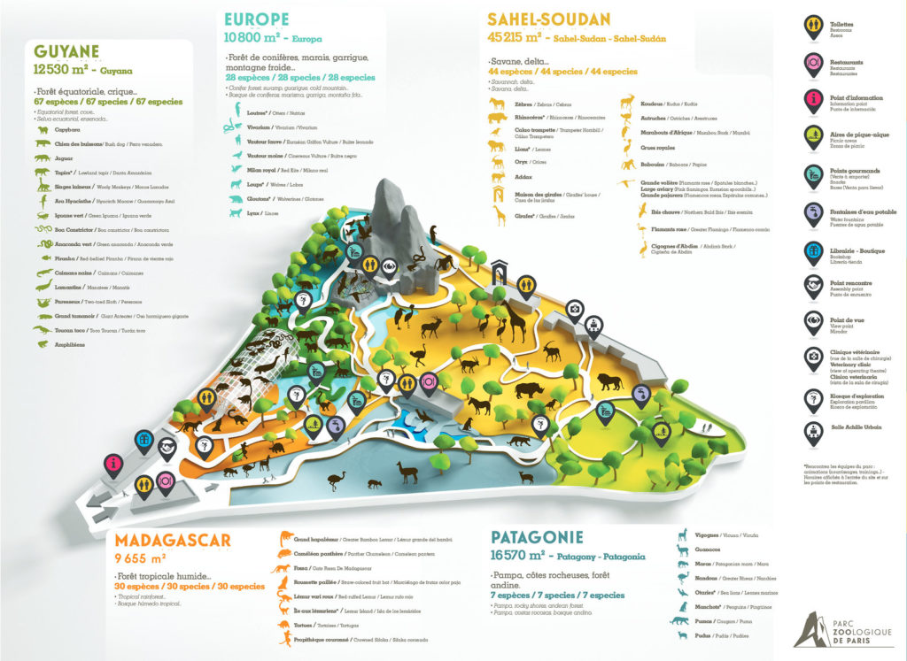 carte zoo vincennes