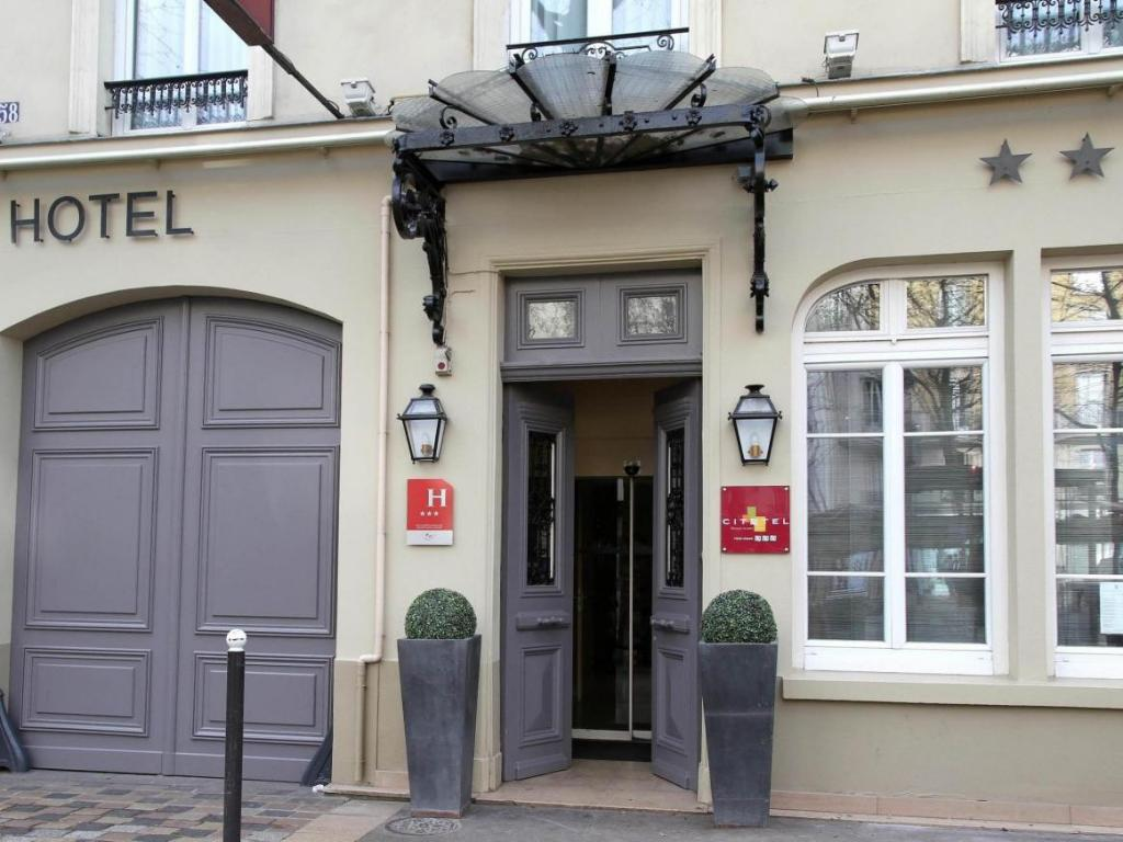 L'Interlude hotel